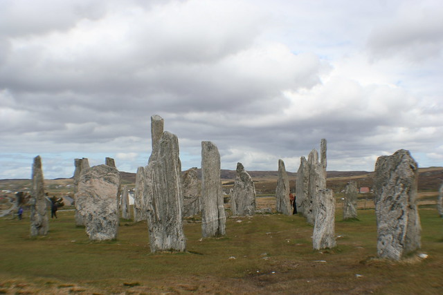 Prehistoric Stone Circle at Callanish