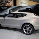 Aston Martin To Revive Lagonda SUV For China Market