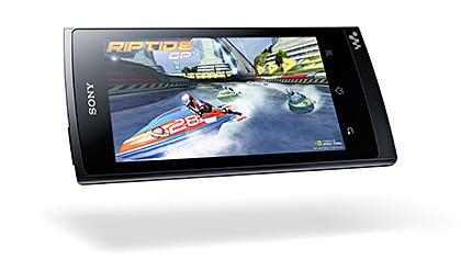 Sony Walkman NWZ-Z1050 Music Player, 16 GB, Black, S$429.
