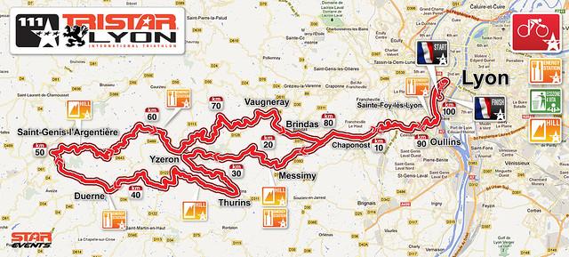 Lyon Maps