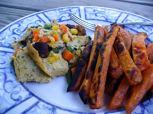 2012-05-21 - Sweet Potato Fries - 0001