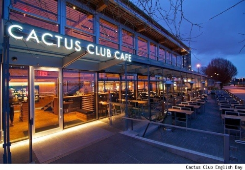Cactus Club English Bay Patio