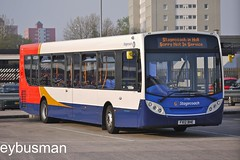 Stagecoach in Hull 27785, FX12BHE.