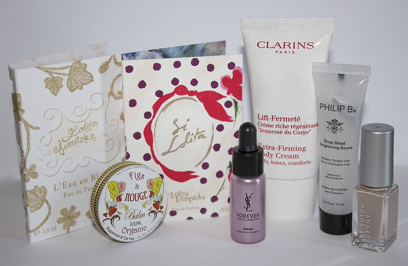 the good for glossybox