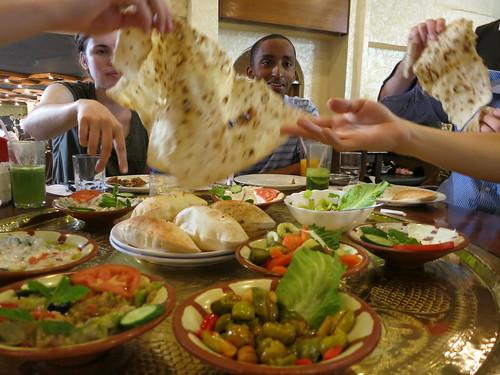 Taween Al Hawa Restaurant