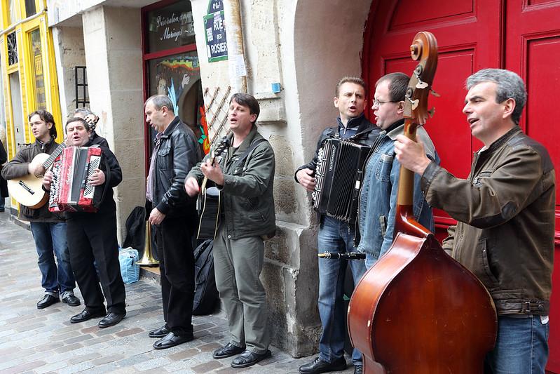 Rosiers singers