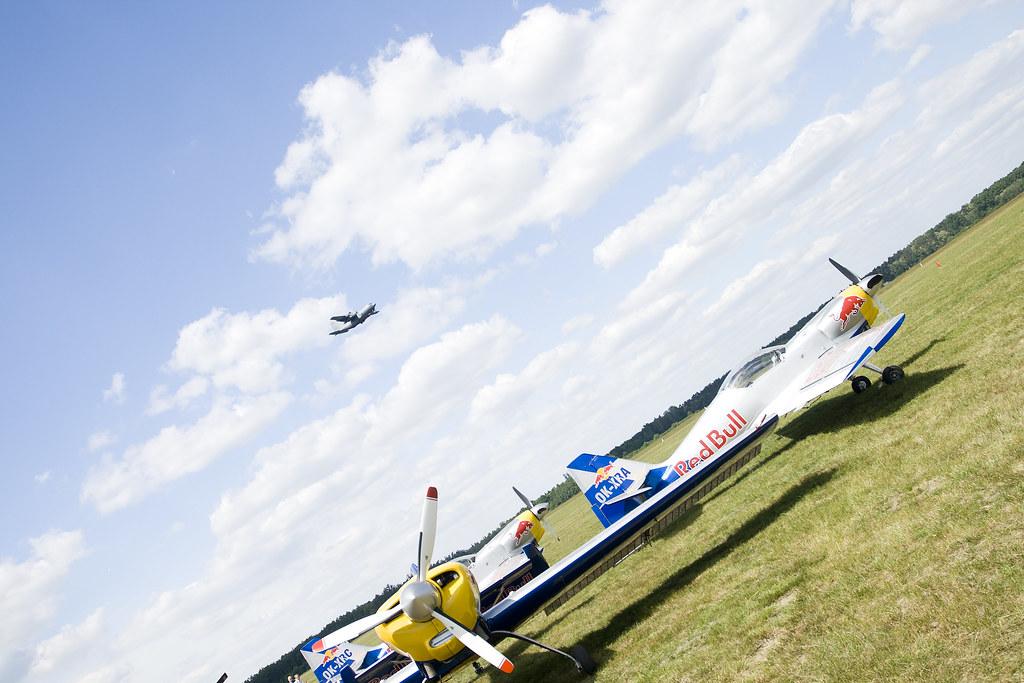 Hercules + Red Bull Air Show