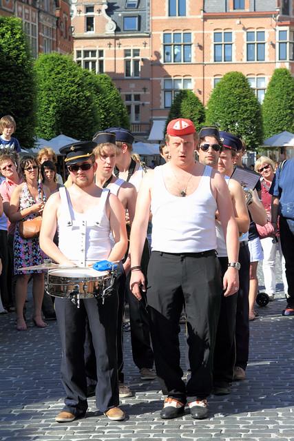 Die Verdammte Spielerei - Leuven in Scène 2012
