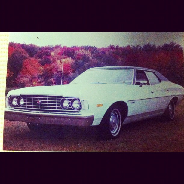 My First Car: Ford Torino
