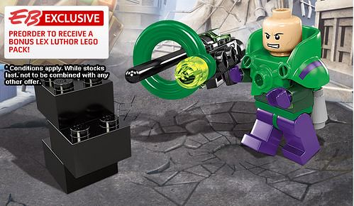 LEGO Batman 2 Pre-Order Bonuses Will Give You More Characters to Use
