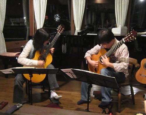 みゅげさんご夫妻の二重奏 2012年5月26日 by Poran111