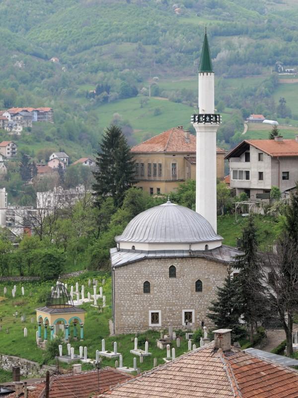 Mosque@Travnik