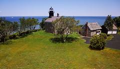 Oldfield Lighthouse Semi-Panoramic