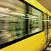 In der Berliner U-Bahn