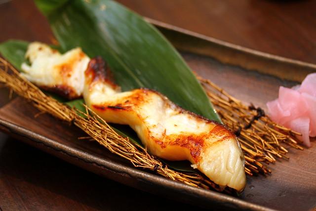 Akari餐厅和酒吧:Gindara Saikyo Yaki
