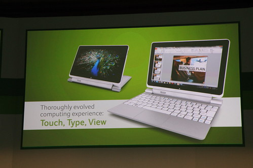 ACER CONVERTIBLE ULTRABOOK