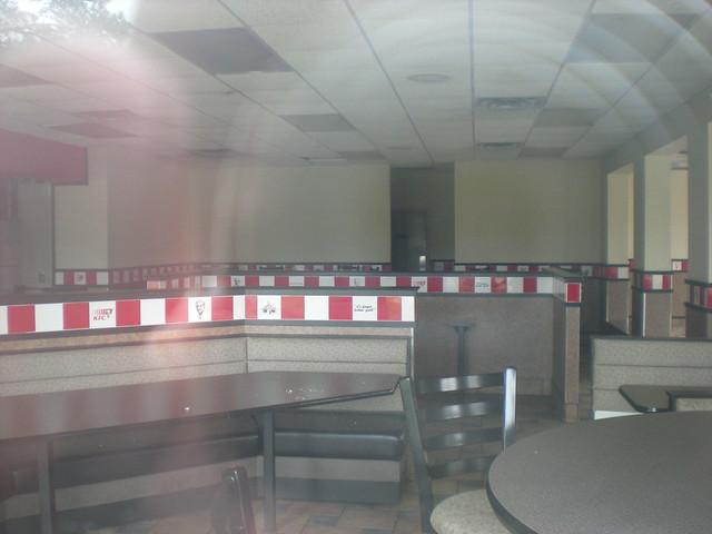 Abandoned kfc interior flickr photo sharing