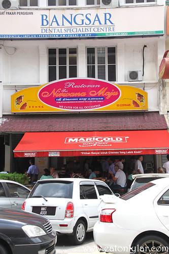 Restoran Sri Nirwana Maju