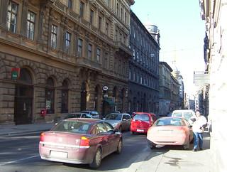 Kiraly utca (King's street)