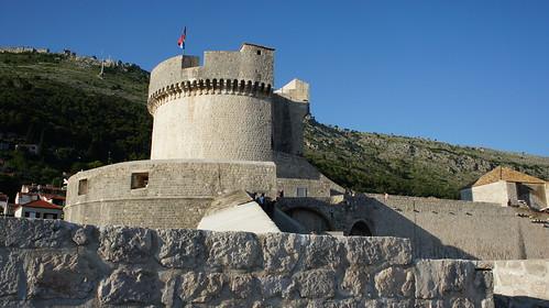 Fort Minceta, Dubrovnik