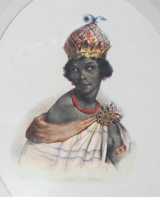 nzinga mbemba Letters to the king of portugal by nzinga mbemba (afonso i) sir, your highness should know how our kingdom is being lost in so many ways that it is convenient to.