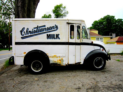 Christiansen S Milk In Glass Bottles Delivered By