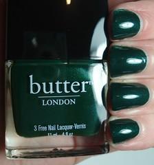 Butter London - British Racing Green