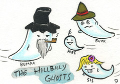 The HIllbilly Ghosts