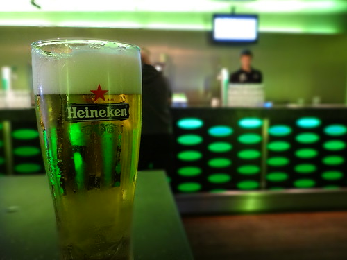 The Heineken Brewery Experience