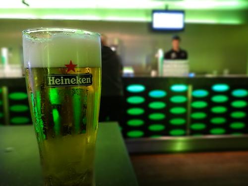 The Heineken Brewery Experience