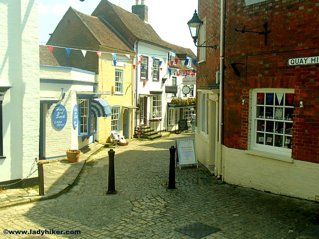 Lymington Old Town3t