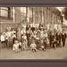 Bewaarschool 4-6 jarigen Vredehofstraat Spijkenisse 1930 by fotowedstrijd Nederlands Fotomuseum