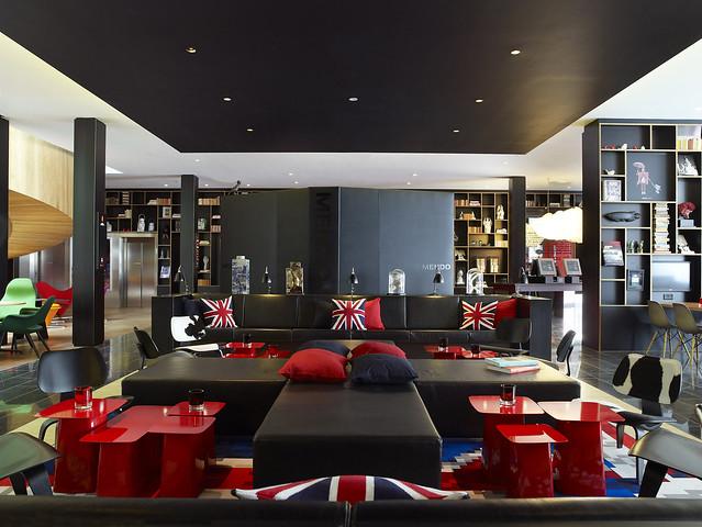Citizenm London Bankside Hotel London Vereinigtes Konigreich