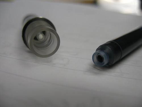 Cartidge and socket