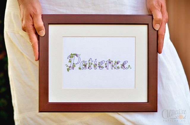 Patience by Clementine Patterns