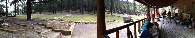 Cabin View at Cimarroncito [PANO]