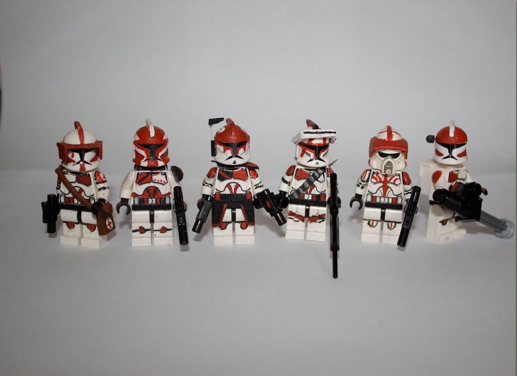 Lego Star Wars Custom Guns Lego Star Wars Custom Clone