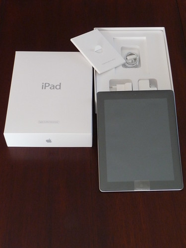 iPad reconditionné