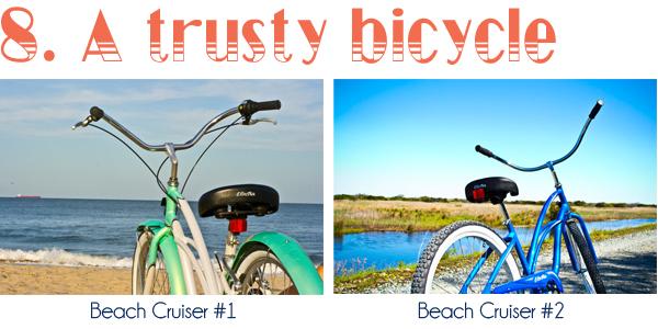8-Beach Cruiser