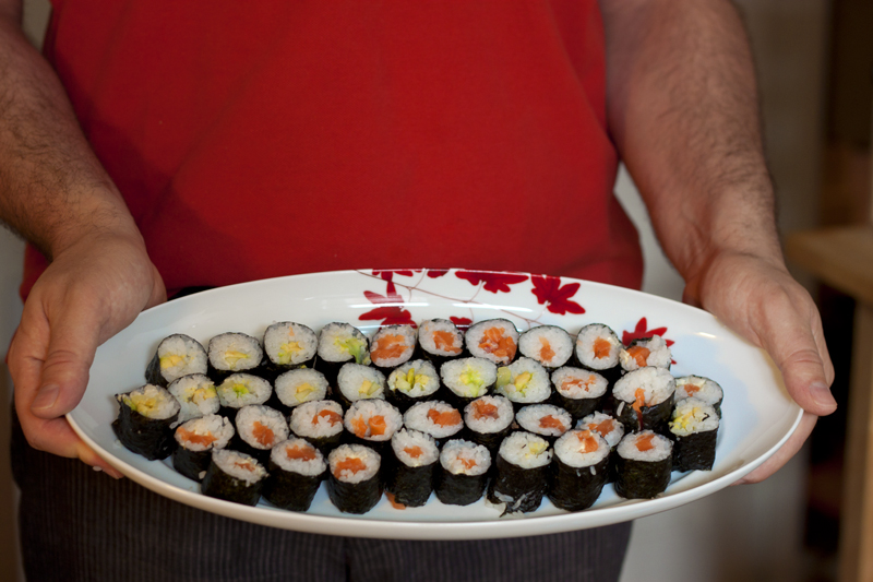 sushi by Jaume