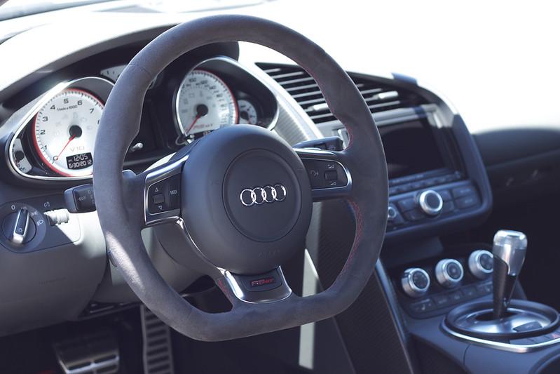 Audi R8 GT Interior #1