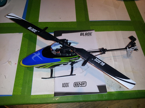 Blade 130-X Helicopter
