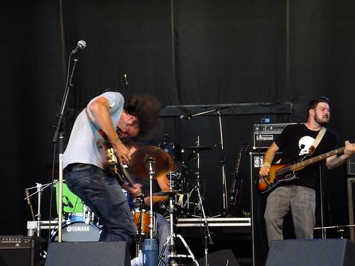 Loon Choir at Ottawa Bluesfest 2012