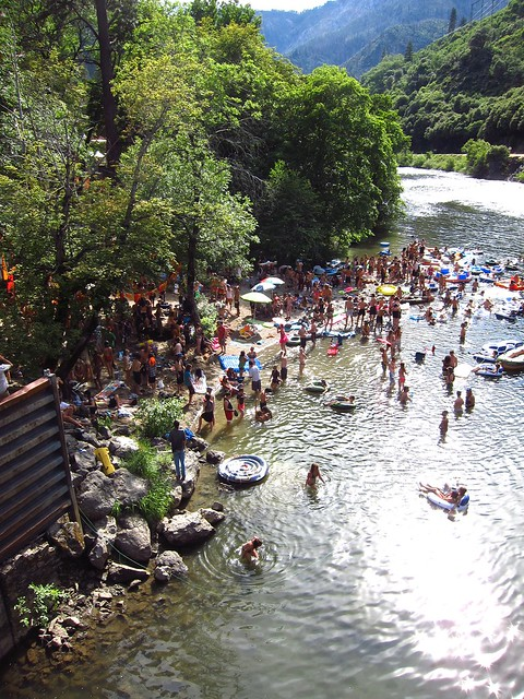 Festival at the Feather River