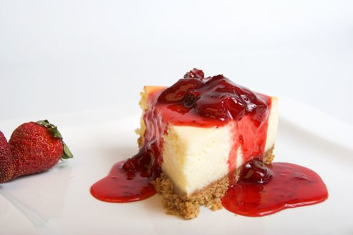 Cheesecake: Pastel de Queso
