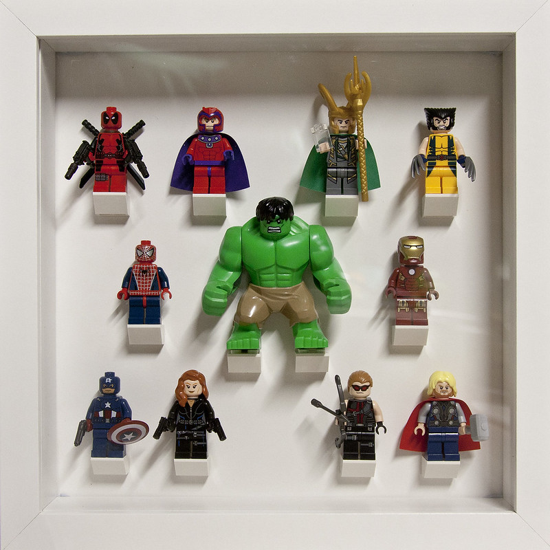 Marvel and The Avengers