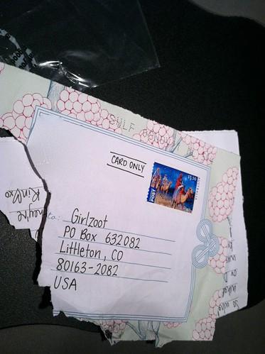Torn Letter