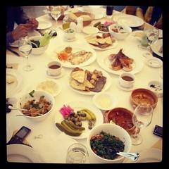 Lunch feast www.klamtam.com #klamtam #food #Kuwait #q8 #kuwaitfood #Kuwaiti #kuwaitinstagram #yummy #delicious #gastronomy #eat #culinary #photo #instaaddict #instadaily #instamood #instagood #instahub #igaddict #igdaily #igers #q8instagram #q8ig #foodpic
