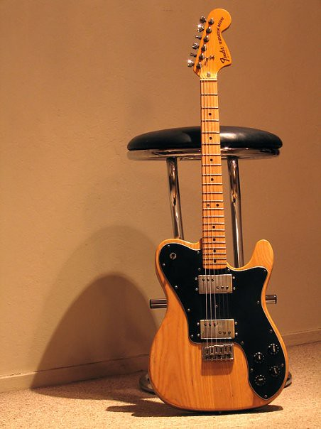 Photo:Fender Guitar  26 By Larry Ziffle