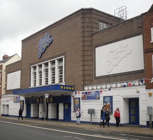 Former Gaumont Cinema, Worcester, Worcestershire